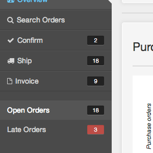 Dropshipping Vendor Portal Order Management